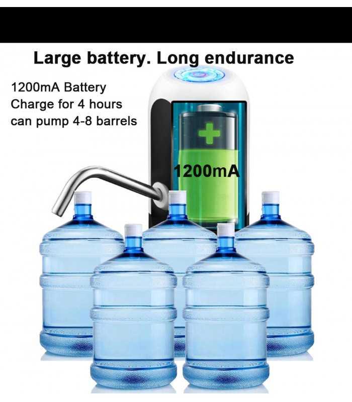 Електрически помпа за галон бутилки - 10