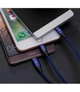 3в1 USB зарядно за телефон/смартфон - 4