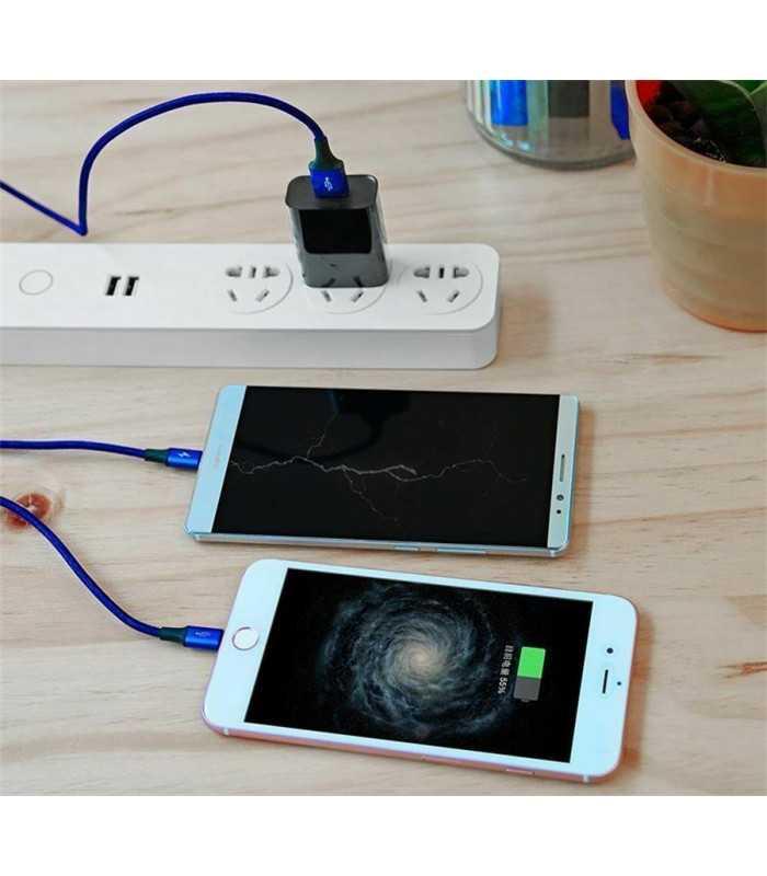 3в1 USB зарядно за телефон/смартфон - 5