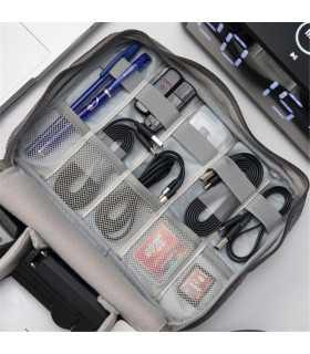Органайзер за карти памет, кабели и зарядни - 5