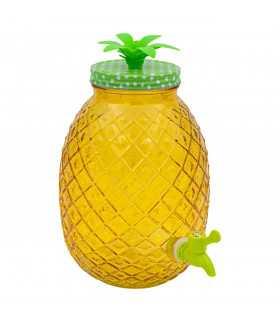 Буркан за лимонада с кранче - ананас - 1
