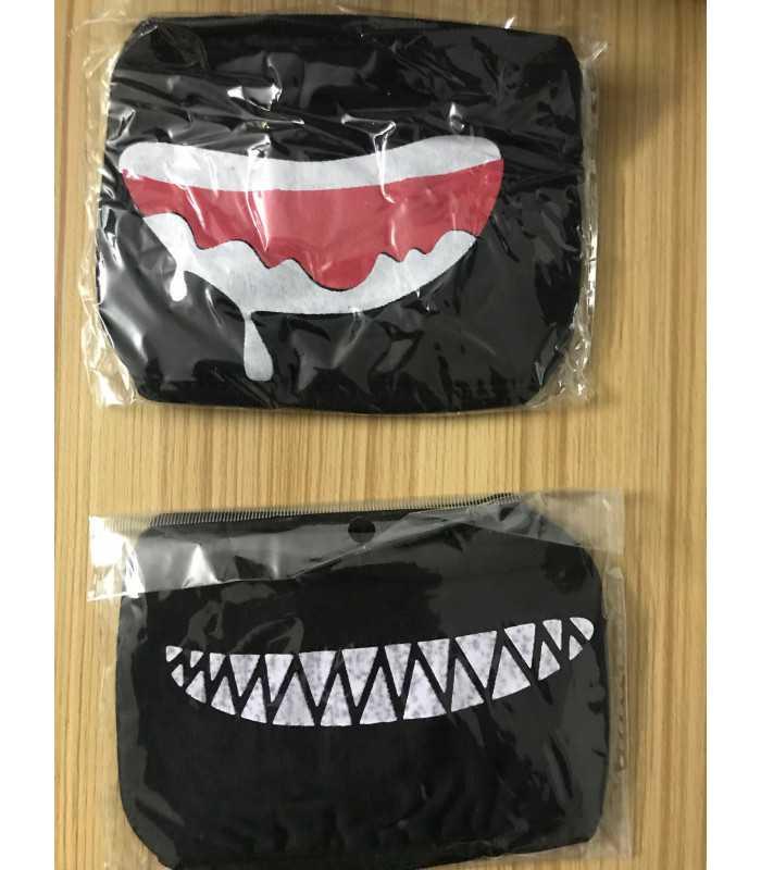 Забавна памучна маска за лице - 8