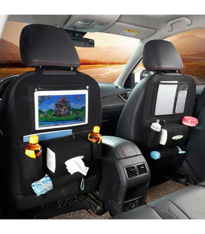 Протектор за гръб на автомобилна седалка с джоб за таблет - модел 2900 - 1