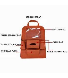 Протектор за гръб на автомобилна седалка с джоб за таблет - модел 2900 - 6