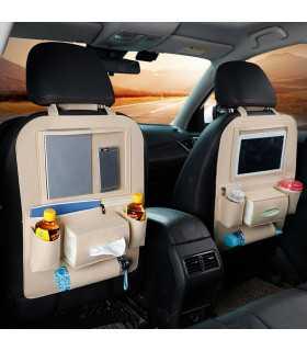 Протектор за гръб на автомобилна седалка с джоб за таблет - модел 2900 - 2