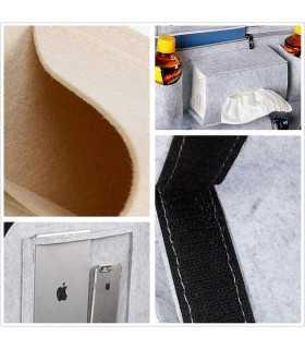 Протектор за гръб на автомобилна седалка с джоб за таблет - модел 2900 - 5