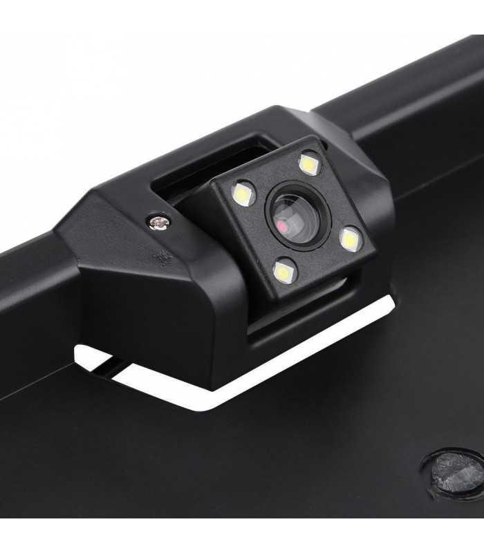 Камера за задно виждане в рамката на номера - 12