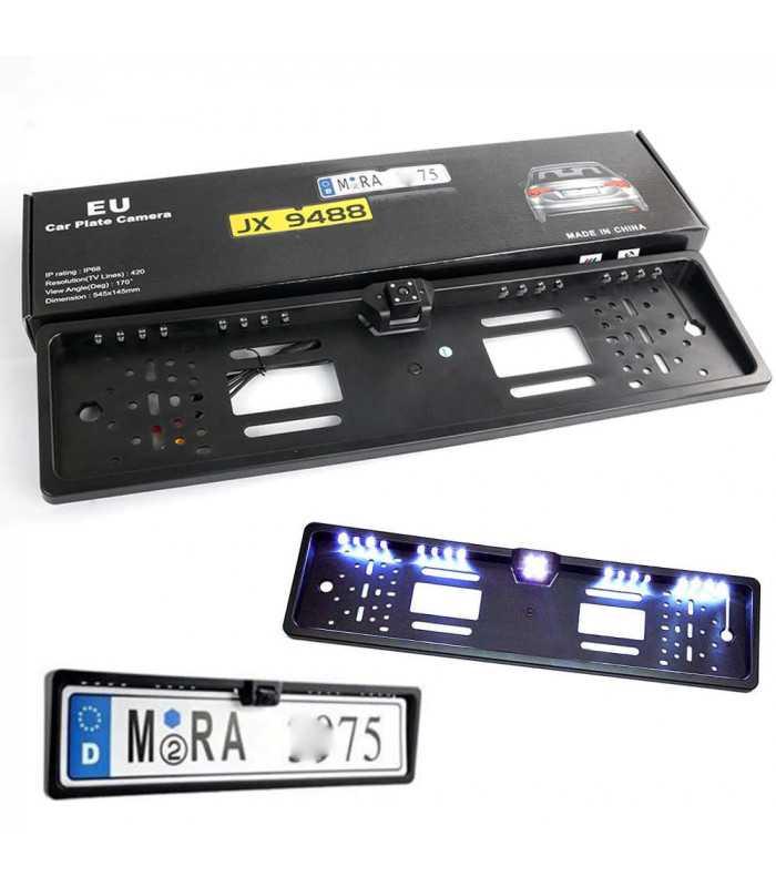 Камера за задно виждане в рамката на номера - 17