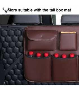 Органайзер за багажник окачващ се на задния ред седалки - 7
