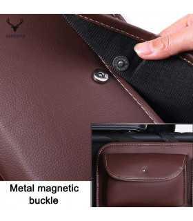Органайзер за багажник окачващ се на задния ред седалки - 8
