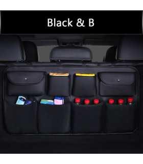 Органайзер за багажник окачващ се на задния ред седалки - 2