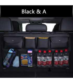 Органайзер за багажник окачващ се на задния ред седалки - 1
