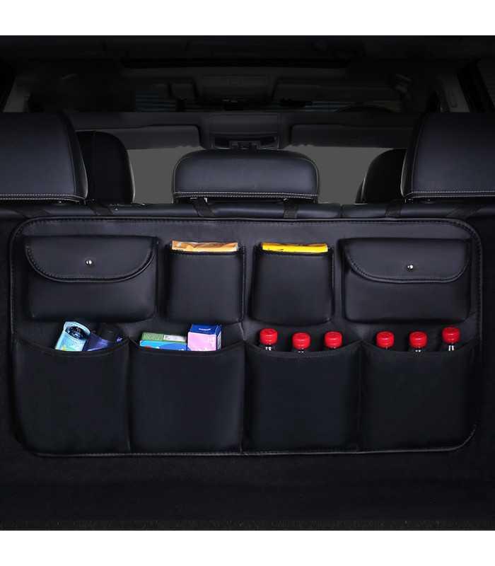 Органайзер за багажник окачващ се на задния ред седалки - 5