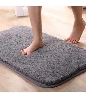 Плюшено килимче за баня - 1