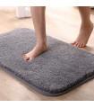 Плюшено килимче за баня