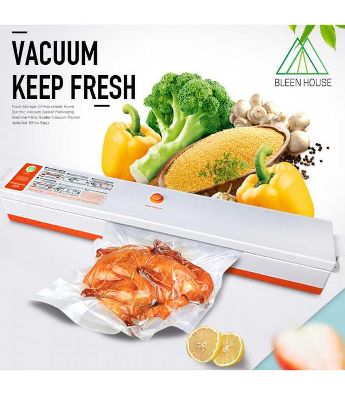 Уред за вакуумиране на храна - 5