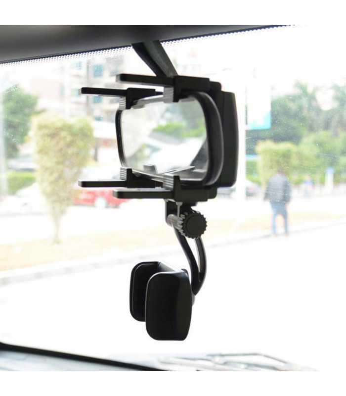 Стойка за телефон за огледало на кола - 13