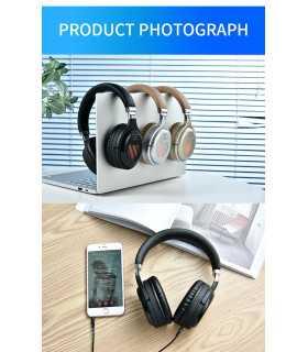 Безжични Bluetooth стерео геймърски слушалки с еквалайзер - 6