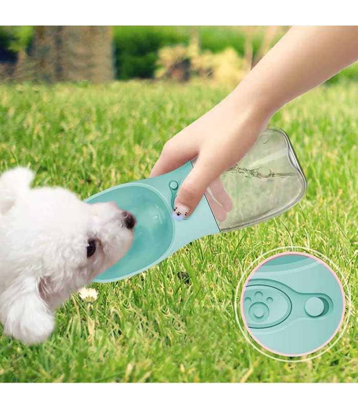 Преносима бутилка за кучета - 9