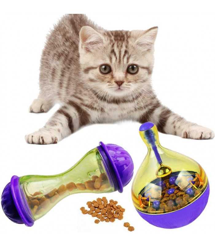 Играчка за лакомство за кучета и котки - 3