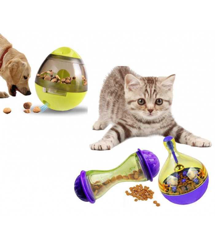 Играчка за лакомство за кучета и котки - 1