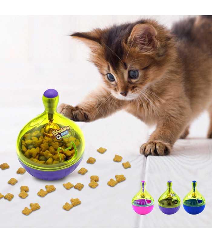 Играчка за лакомство за кучета и котки - 8
