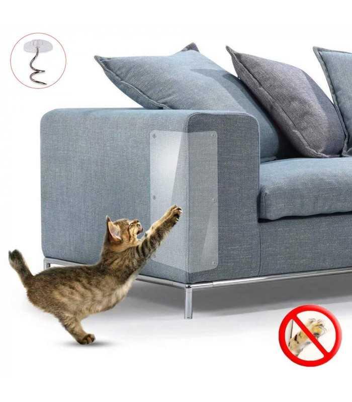 Протектор за мебели против надраскване от котки - 1