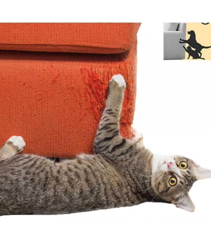 Протектор за мебели против надраскване от котки - 3