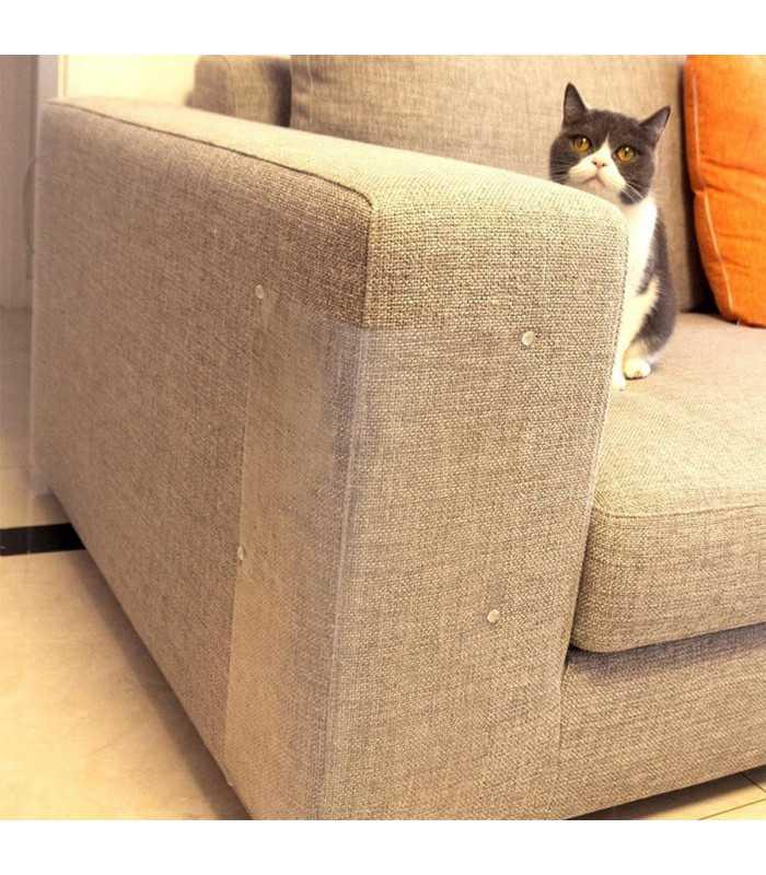 Протектор за мебели против надраскване от котки - 6