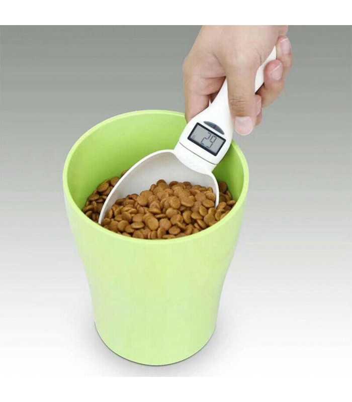 Електронна мерителна лъжица за храна на домашни любимци - 7