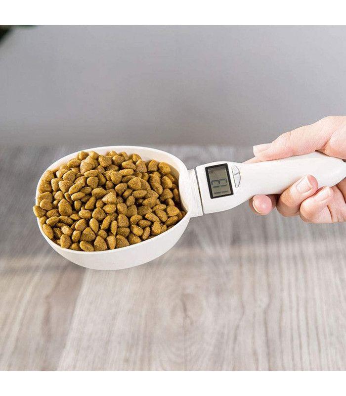 Електронна мерителна лъжица за храна на домашни любимци - 4