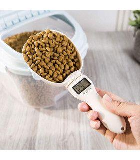Електронна мерителна лъжица за храна на домашни любимци - 3