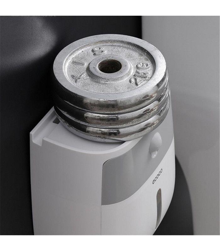Поставка за тоалетна хартия и телефон - 10