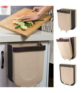 Сгъваемо кошче за боклук за шкаф - 12