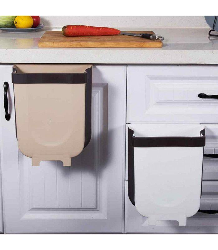 Сгъваемо кошче за боклук за шкаф - 6