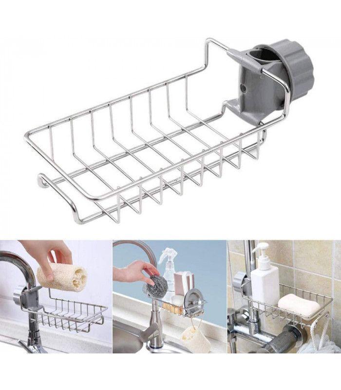 Стойка органайзер за кухненска мивка - 6