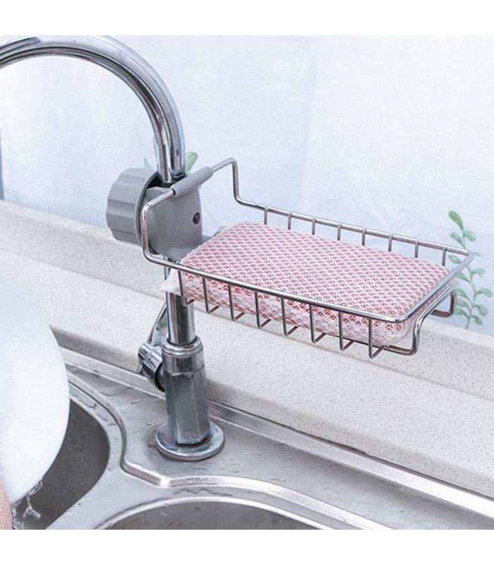 Стойка органайзер за кухненска мивка - 7