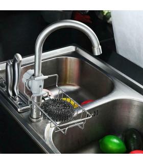 Стойка органайзер за кухненска мивка - 4