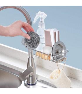 Стойка органайзер за кухненска мивка - 3
