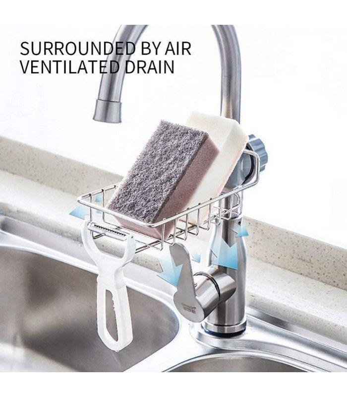 Стойка органайзер за кухненска мивка - 11