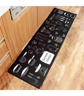 Пътека за кухня от мемори пяна от 2 части - 13