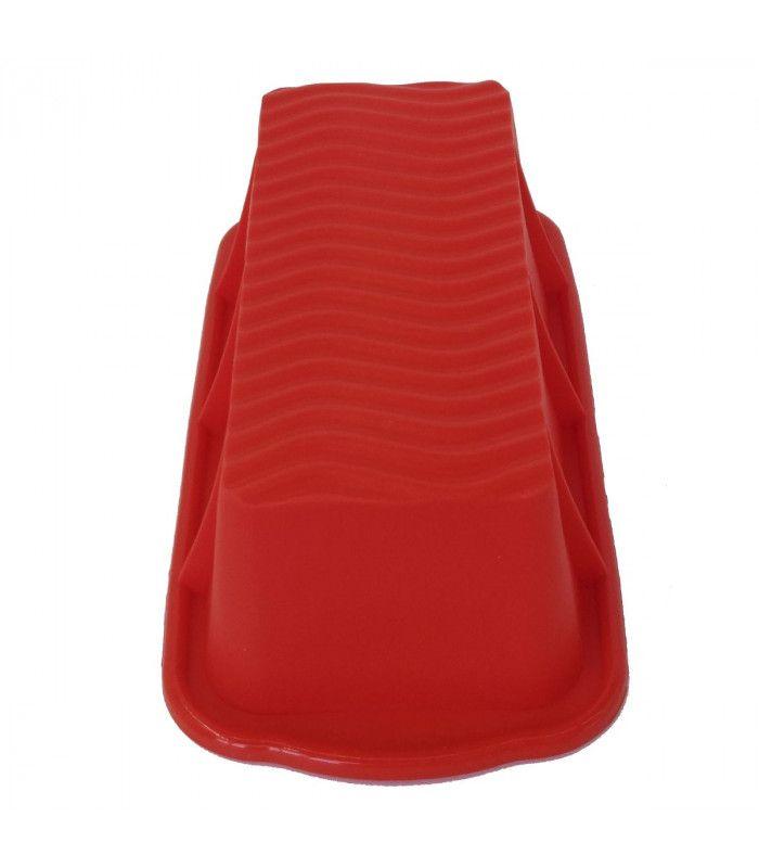 Правоъгълна силиконова форма за печене - 3