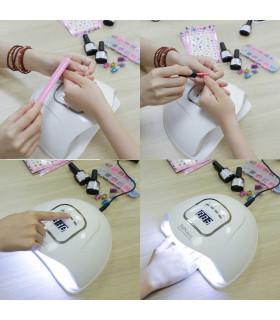 UV лампа за нокти - лампа за маникюр SUN X5 - 5