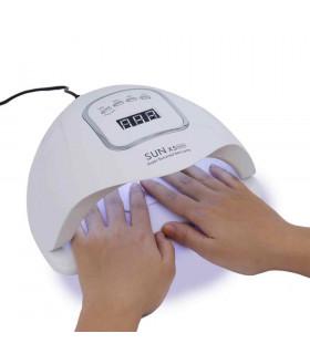 UV лампа за нокти - лампа за маникюр SUN X5 - 4