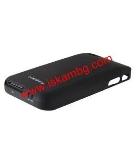 Външна батерия и кейс за iPhone 4/4S (2800mAh)