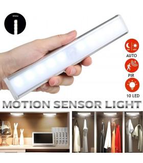 LED лампа с акумулаторна батерия и сензор за движение - 1