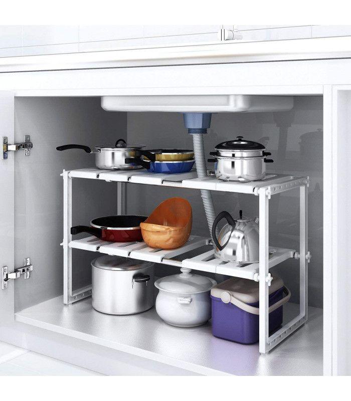 Органайзер за шкаф под мивка - 8