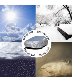 Покривало за цялата кола - против сняг и слънце - 3