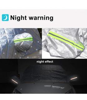 Покривало за цялата кола - против сняг и слънце - 5