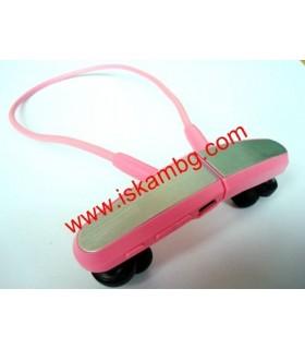 Спортни слушалки тип MP3 плейър + Радио FM